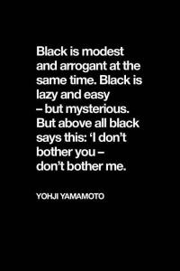 Yohji Yammamotto